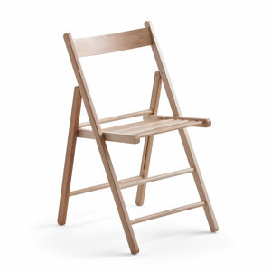 Skládací židle Edinburgh, buk