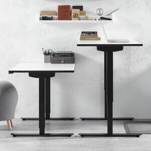 Výškově nastavitelný stůl Nomad, 1200x750 mm