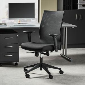Kancelářská židle Milton, síťované opěradlo