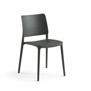 Židle Rio, antracitová