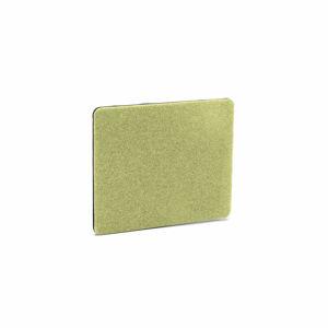 Stolový paraván Zip Calm, 800x650 mm, zelená