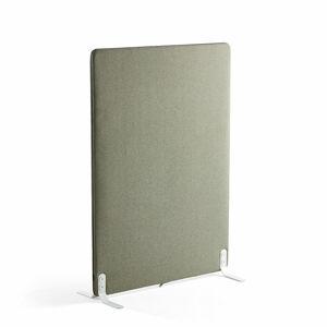 Paraván Zip Rivet, 1000x1400 mm, černý zip, zelenomodrá