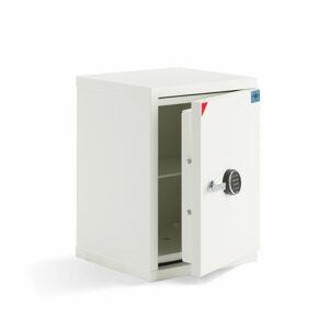 Ohnivzdorný trezor Gold, elektronický zámek, 770x565x540 mm, třída I