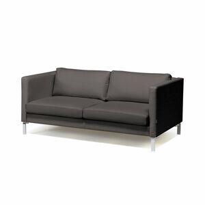 3místná pohovka Neo, polyesterový potah, tmavě šedá