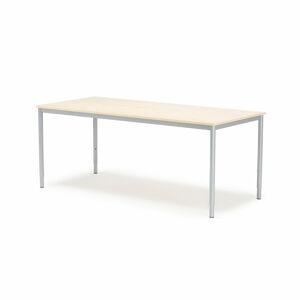 Psací stůl Adeptus Adeptus 160 x 80 cm, béžová