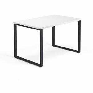 Psací stůl Modulus 120 x 80 cm, bílá