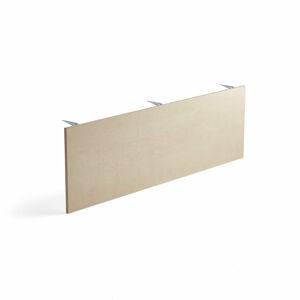 Krycí deska Modulus, 1600x500 mm, bříza