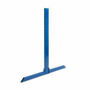 Stojan konzolového regálu Wide, oboustranný, výška 2432 mm, pro ramena 1000 mm