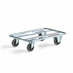 Vozík kovový na přepravkynosnost: 200kg600x400mm