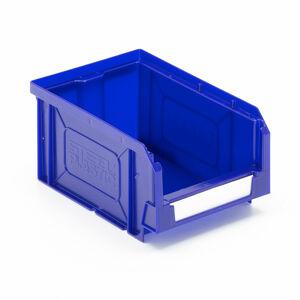 Plastový box Apart, 165x105x80 mm, bal. 48 ks, modrý