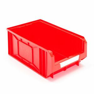 Plastový box Apart, 485x300x190 mm, bal. 12 ks, červený