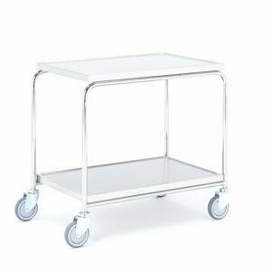 Nerezový vozík, 800x520 mm