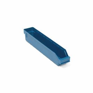 Skladová nádoba Reach, 500x90x95 mm, bal. 40 ks, modrá