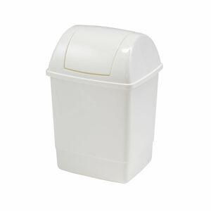 Odpadkový koš Sheridan, 26 l, bílý