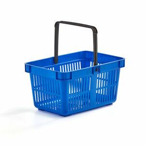 Nákupní košík, 26 l, modrý