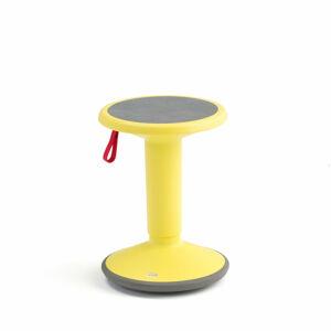 Stolička Up, žlutá