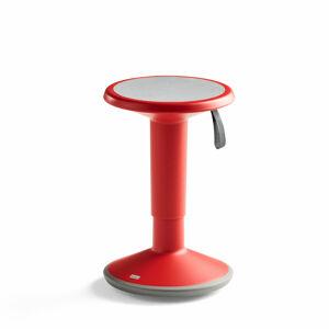 Stolička Up, červená