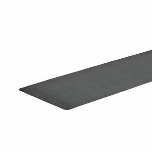 Protiúnavová rohož pro svářeče, šířka 1200 mm, metráž, černá