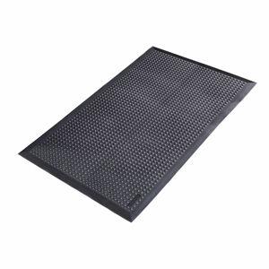 Antistatická rohož, 1500x900 mm, černá