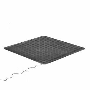 Protiúnavová ESD rohož, 1000x700 mm, černá
