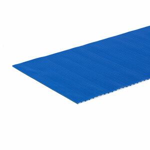 Průmyslová rohož, šířka 910 mm, metráž, modrá