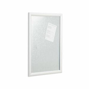 Zaklapávací rám, 500x700 mm, hliníkově šedá