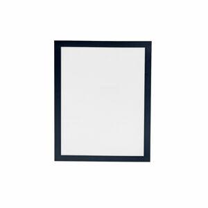 Samolepicí informační rámeček, magnetický, A4, černý, bal. 2 ks