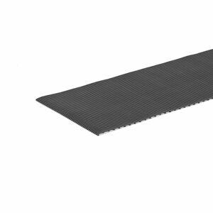 Průmyslová rohož, 10000x600 mm, tmavě šedá