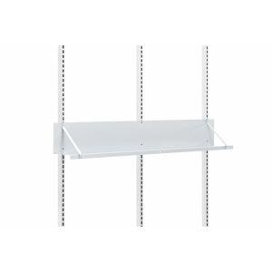 Police k pracovnímu stolu Motion, 1490x200x200 mm