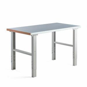 Dílenský stůl 500, 1500x800 mm, ocel