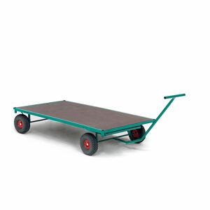 Transportní vozík, 600 kg, 2000x1000 mm