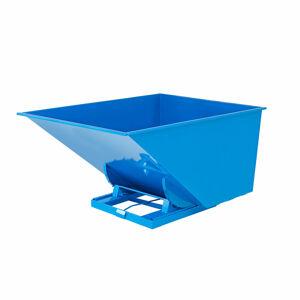 Výklopný kontejner Azure, 2000 l, modrý