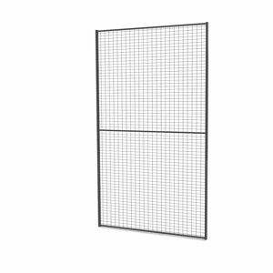 Bezpečnostní oplocení X-Guard, panel V 2200 x Š 1300 mm
