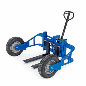 Terénní paletový vozík, 1000 kg