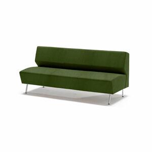 Třímístná pohovka Alex, tkanina Medley, mechově zelená