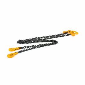 Řetězové vazáky dvoupramenné, ? 10 mm, 4250 kg, 3000 mm