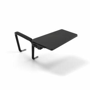 Postranní stolek pro židle Nelson, s pravou područkou