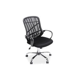Kancelářská židle DEXTER černá