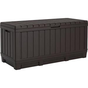 Keter KENTWOOD BOX 350L hnědý