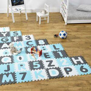 Dětská puzzle Noah 36 dílů od A do Z a od 0 do 9
