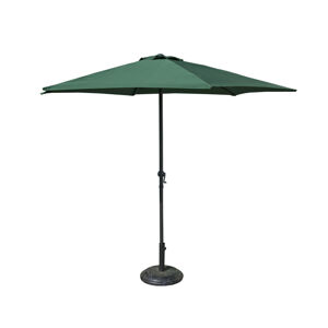 Rojaplast Slunečník 8120 - 270 cm - zelený